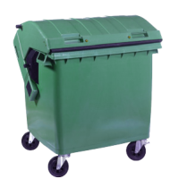 Photo de la poubelle 1100l